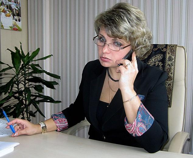 Жанна Воробей